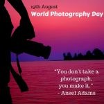 World Photography Day Messages